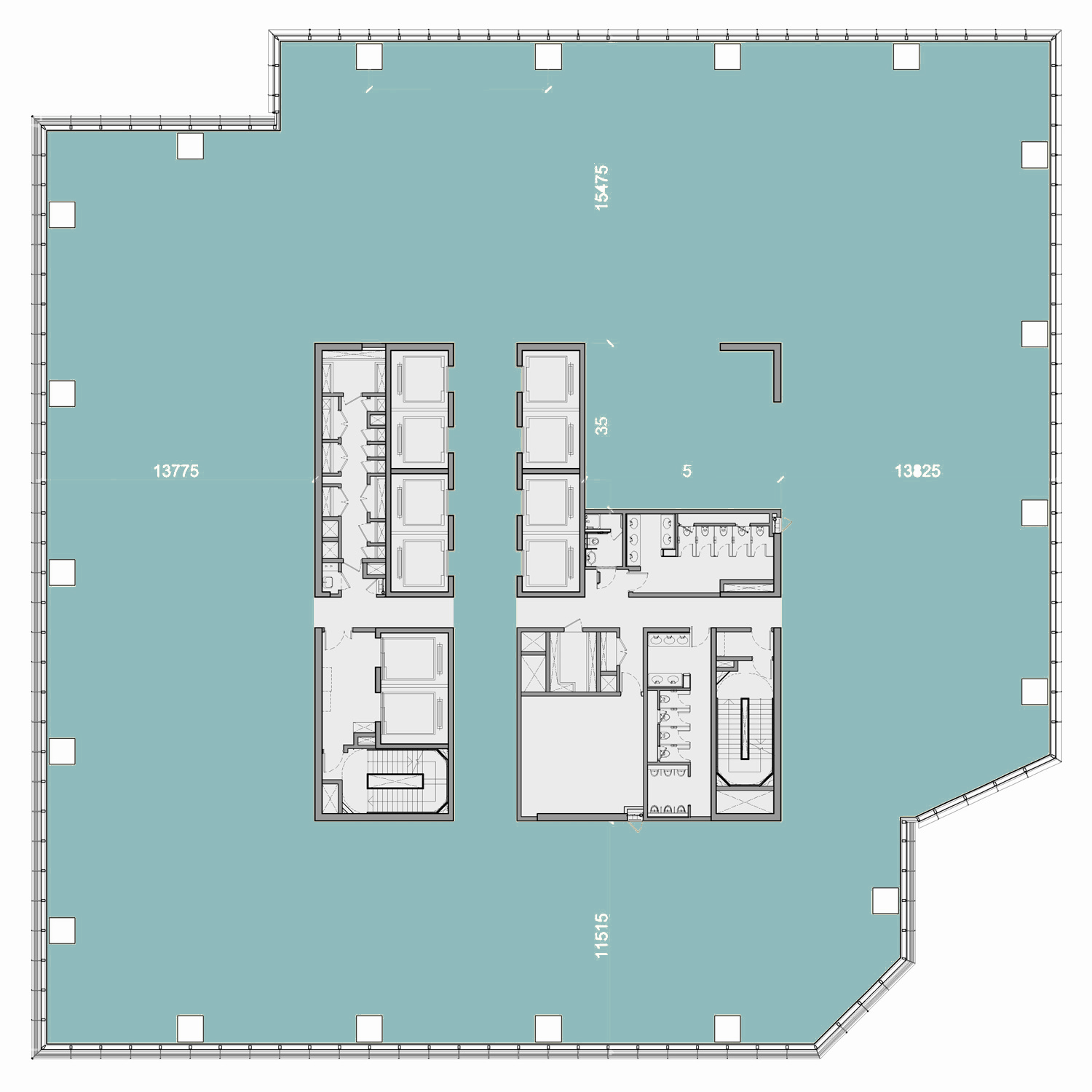 Marina Bay Financial Centre Floor Plan