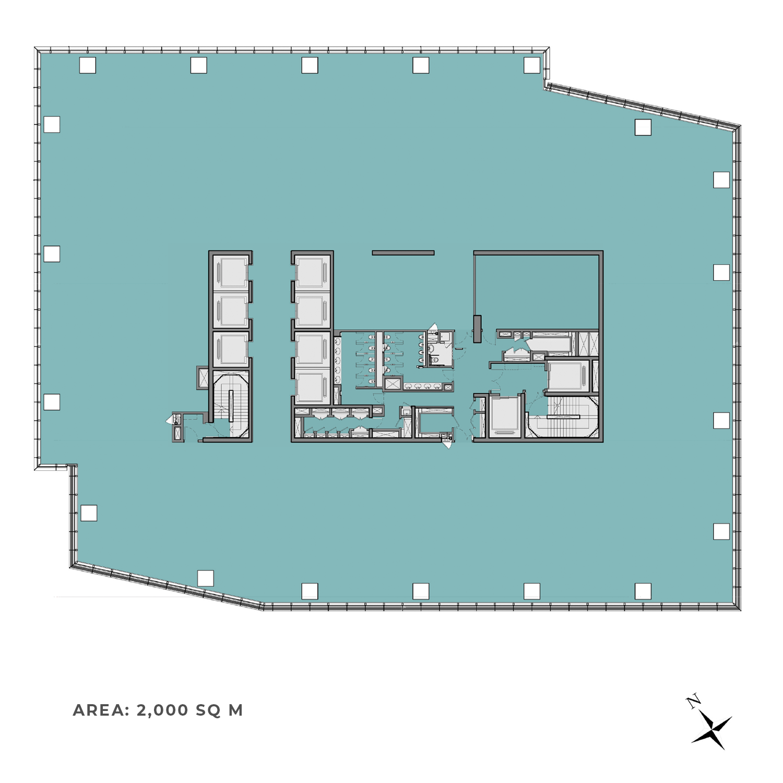 Marina Bay Financial Centre Floor Plan