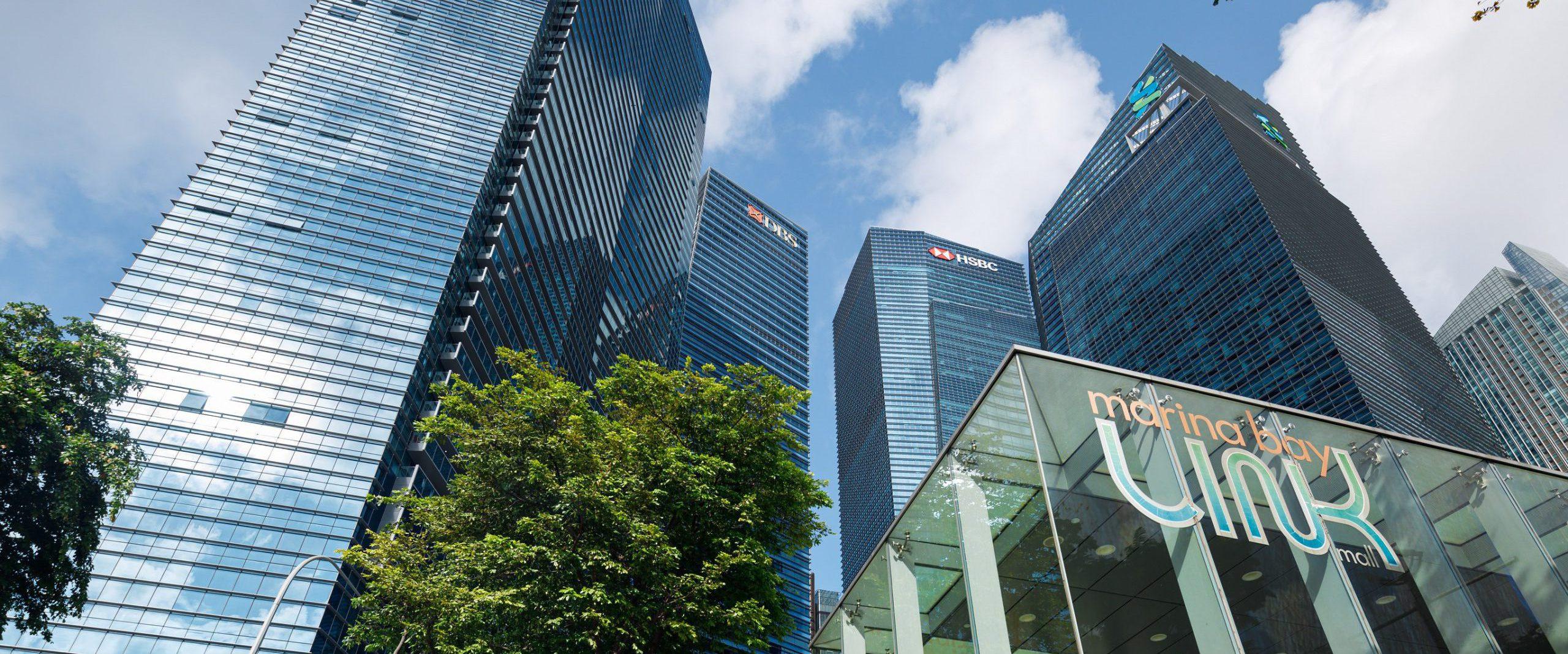 Marina Bay Link Mall